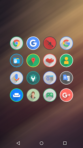 Velur - Icon Pack  screenshots 10