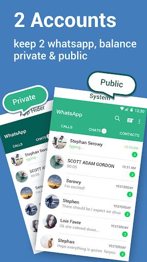 App Hider: Hide Apps, Hidden Space, Privacy Space apktram screenshots 4