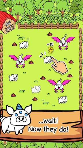 Pig Evolution - Mutant Hogs and Cute Porky Game screenshots 2