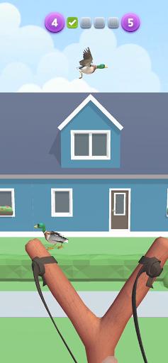 Sling Birds 3D apktreat screenshots 2