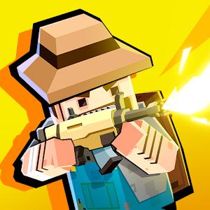 Battle Gun 3D  Pixel Shooter