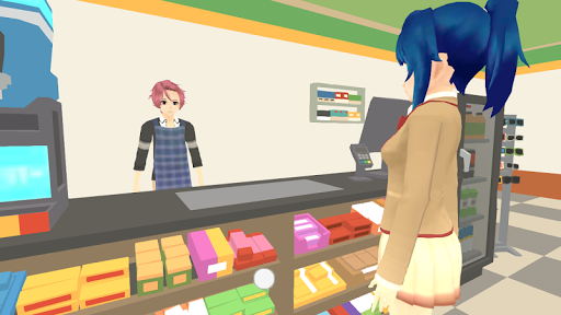 School Life Simulator2 0.5.8 screenshots 3
