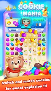 Cookie Mania 2 MOD (Unlimited Coins) 3