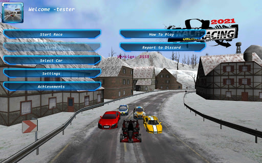 TrackRacing Online Latest screenshots 1