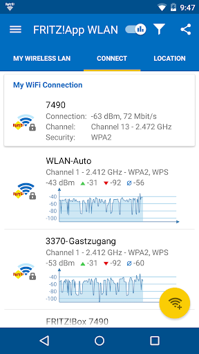 FRITZ!App WLAN 2.9.4 screenshots 3