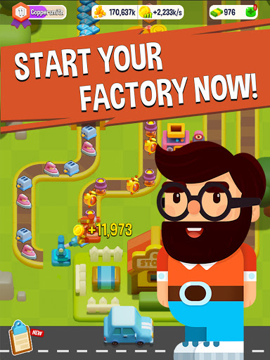 Pocket Factory screenshots 8