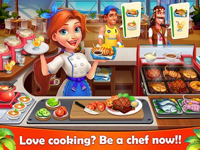 Cooking Joy - Super Cooking Games, Best Cook! 1.2.8 Screenshots 11