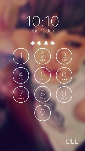 kpop lock screen  Screenshots 1