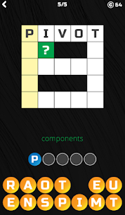5-Minute Crossword Puzzles Screenshot
