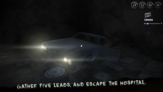 Fog Hospital Mod Apk (Escape game) (GOD MODE) 5