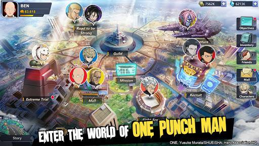 One-Punch Man: Road to Hero 2.0 screenshots 2