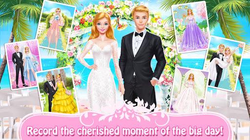 Makeup Games: Wedding Artist Games for Girls 2.4 Screenshots 4