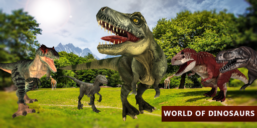 Dinosaur Simulator City Attack apkpoly screenshots 12