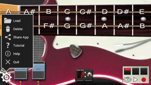 Power guitar HD ud83cudfb8 chords, guitar solos, palm mute 3.4 screenshots 4