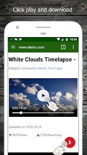 Video Downloader Apk Download 2021 3