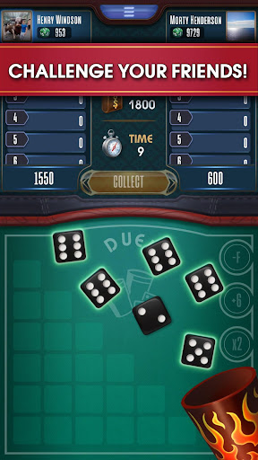 Farkle online - 10000 Dice Game  screenshots 3