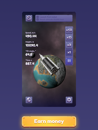 Elon Mars: 3D Spaceflight Simulator 1.5.5 screenshots 10