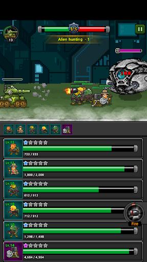 Grow Soldier - Idle Merge game 3.7.0 screenshots 7