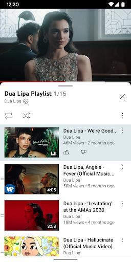 YouTube android2mod screenshots 3