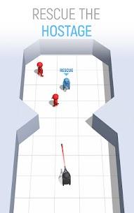 Bullet Man 3D Mod Apk (Unlimited Bullets/No Ads) 4