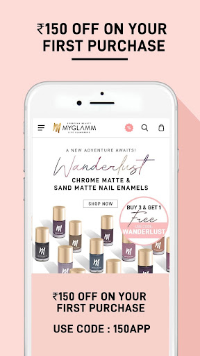 MyGlamm: Buy Cosmetics, Makeup.Beauty Shopping App 2.18.1 screenshots 1