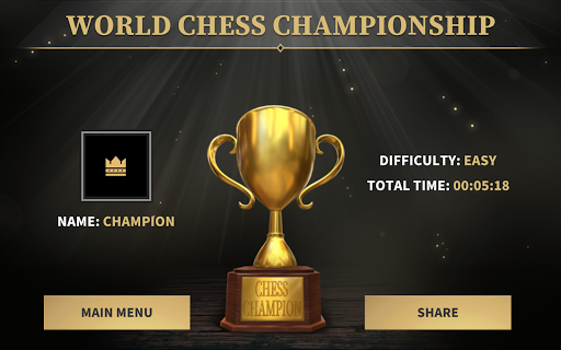 Champion Chess  screenshots 16