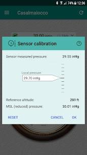 Accurate Barometer [Pro] APK 4