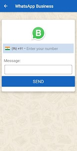 Instant Messenger-Message without Saving Number 3