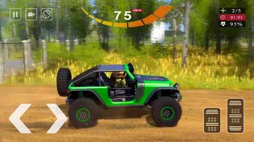 Offroad Jeep Simulator 2020 - Jeep Driving 2020  screenshots 2