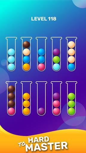 Ball Sort Puzzle - Brain Game Apkfinish screenshots 13