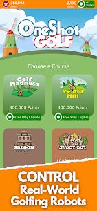 OneShot Golf 1