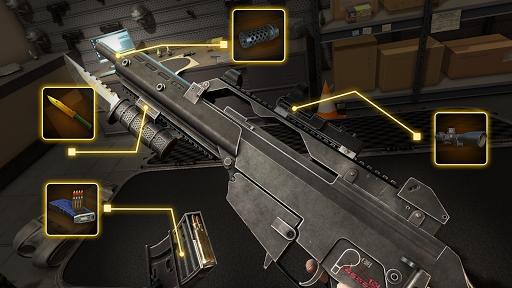 Sniper Shooting : Free FPS 3D Gun Shooting Game 1.0.7 screenshots 3