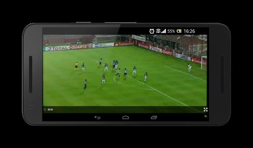 live spanish soccer screenshot 2