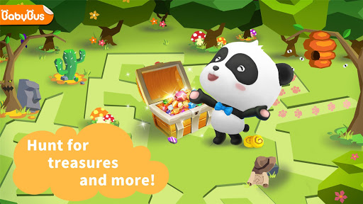 Labyrinth Town - FREE for kids 8.48.00.01 screenshots 1