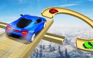 Ramp Car Stunts 3D - Free jeep stunt games