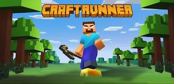 Jugar a Craft Runner - Miner Rush: Building and Crafting gratis en la PC, así es como funciona!
