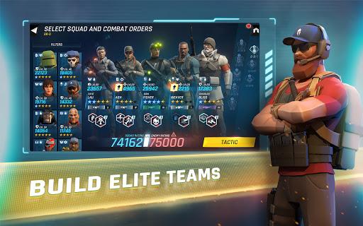 Tom Clancy's Elite Squad - Military RPG  screenshots 14