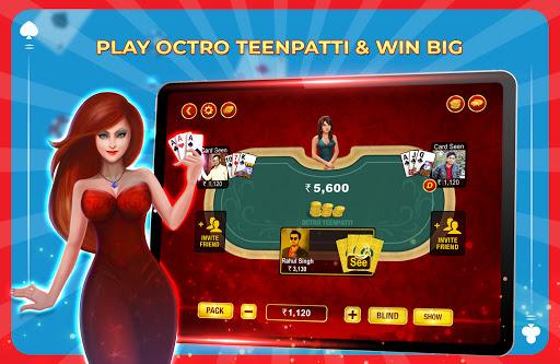 Teen Patti by Octro - Online 3 Patti Game screenshots 15