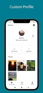 My Diary - with Lock 1.0.8 screenshots 5