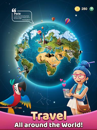 Wonderful World: New Puzzle Adventure Match 3 Game  screenshots 12