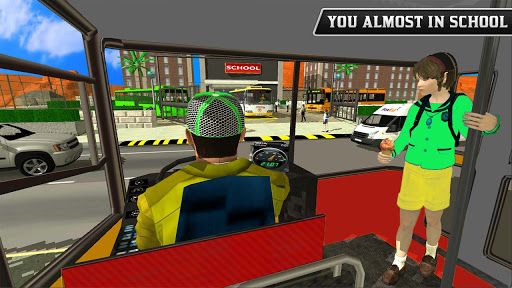 City School Bus Game 3D apkdebit screenshots 6