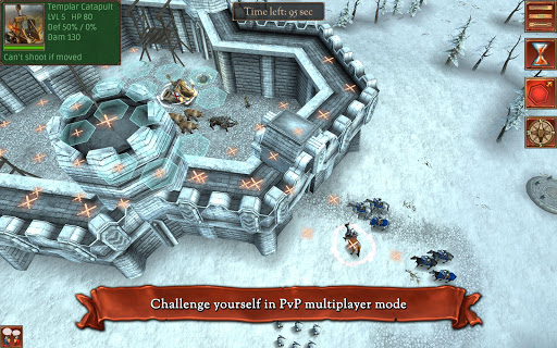 Hex Commander: Fantasy Heroes 4.7 screenshots 14