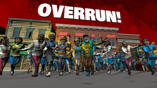 Overrun Zombie Tower Defense: Free Apocalypse Game apkdebit screenshots 6