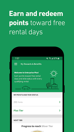 Enterprise Rent-A-Car - Car Rental 4.0.0.489 Screenshots 6