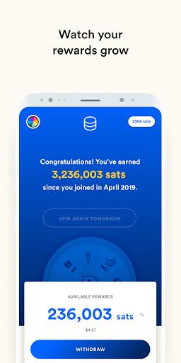 Fold - Bitcoin Cashback Rewards  Screenshots 2