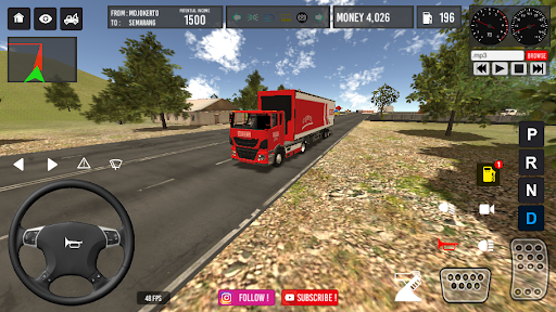 IDBS Truck Trailer 4.0 screenshots 4