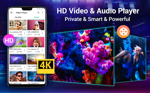 Video Player & Media Player All Format 1.9.2 Screenshots 1