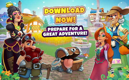 Télécharger Gratuit Farmer's Fairy Tale apk mod screenshots 4