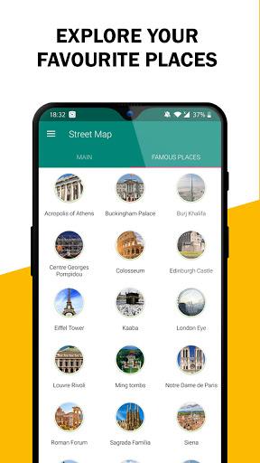 Live Street Map View 2021  Screenshots 3