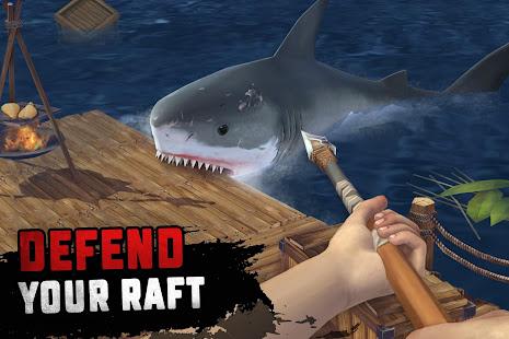 Raft Survival: Ocean Nomad - Simulator 1.196 Screenshots 9